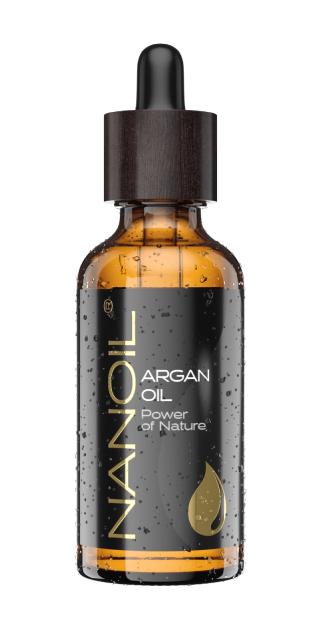 Pure argan hair oil nanoil